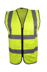 Executive Zipped Hi-Vis Vest
